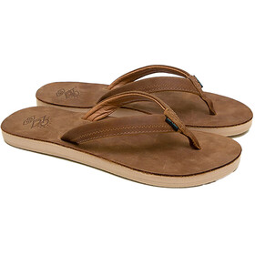 Rip Curl Crystal Cove Flip-flopit Naiset, tobacco
